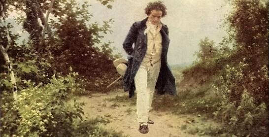 Imagen de El amor de un padre: Beethoven