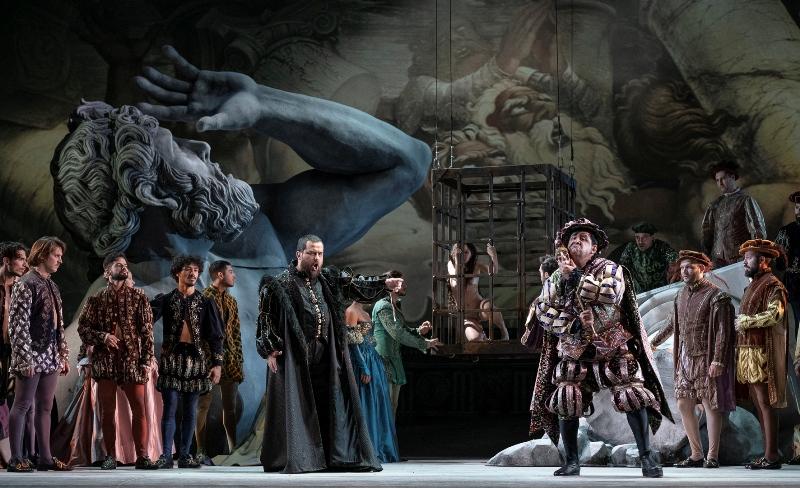 Imagen de Un Rigoletto musicalmente valioso para la apertura de temporada del Colón