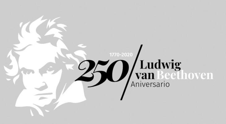 Imagen de Ludwig van Beethoven en una inédita sección dedicada íntegramente a su obra