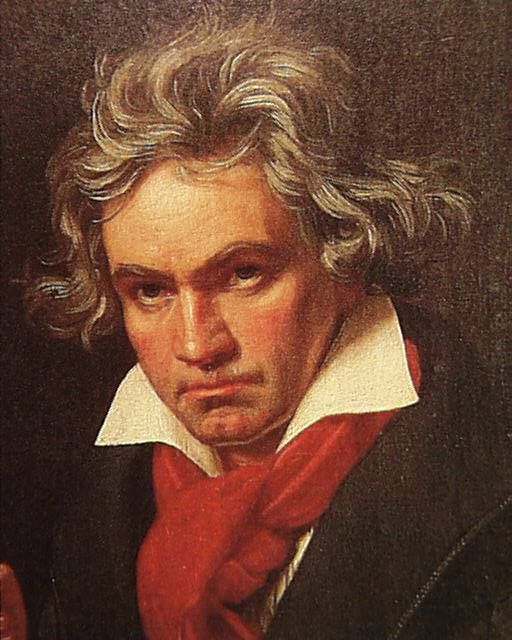 Algunas geniales frases de Beethoven
