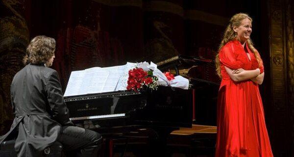 Recital de Christianne Stotijn para el Mozarteum Argentino