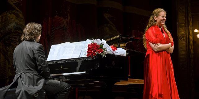 Imagen de Recital de Christianne Stotijn para el Mozarteum Argentino