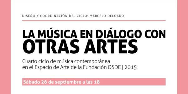 Imagen de La Música en Diálogo con otras Artes