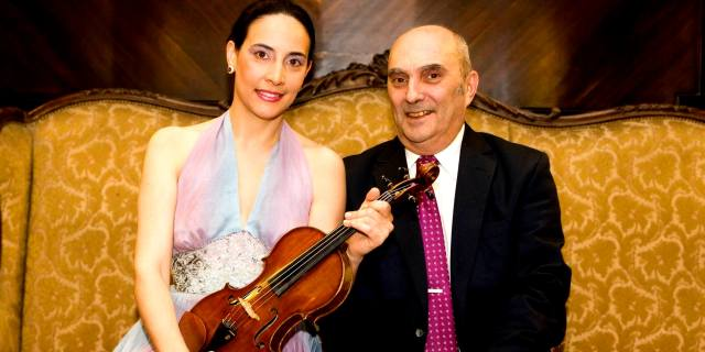 Imagen de Entrevista al pianista Horacio Gigli