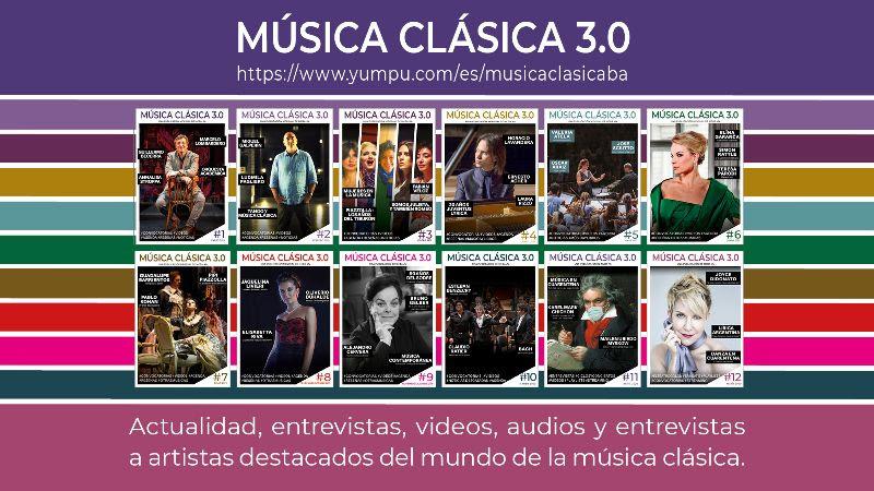 Revistas Música Clásica 3.0