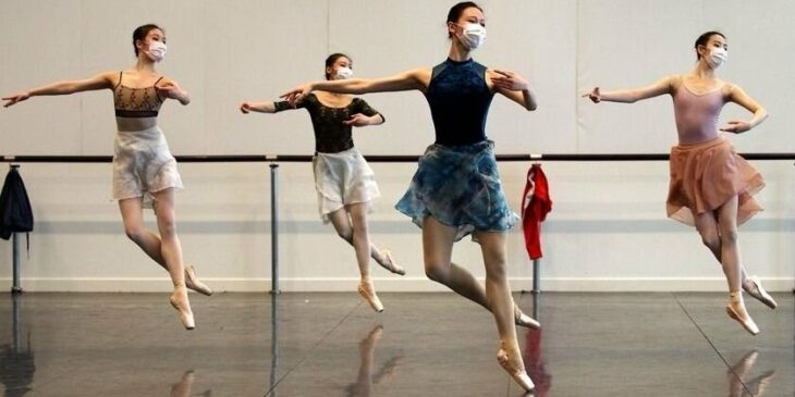 Imagen de Los estudios de danza vuelven con las clases presenciales