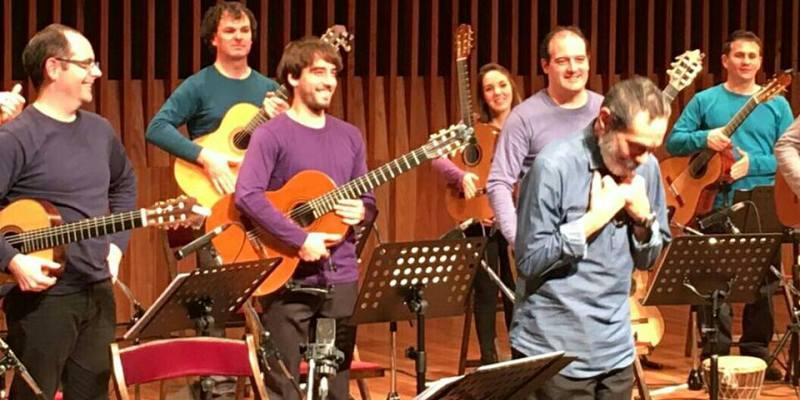 Imagen de Leo Brouwer y una noche histórica para la guitarra argentina