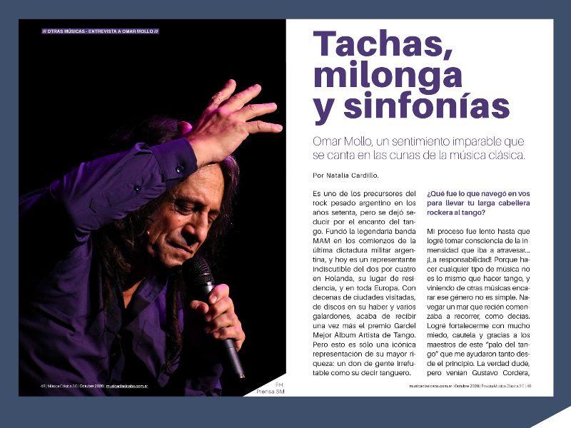 Otras Músicas: Omar Mollo