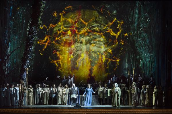 Imagen de Excelente Norma en la mejor tradición belcantista del San Carlo