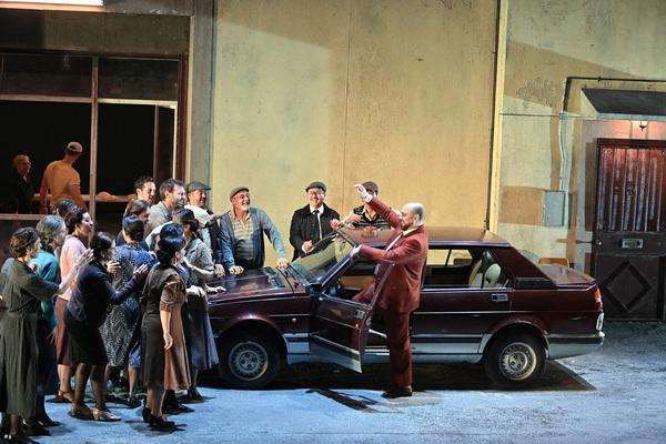 Imagen de Roberto Alagna triunfa en el Liceu en la clásica dupla verista.