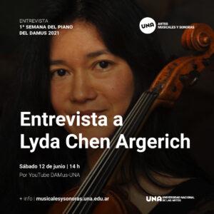 Entrevista a Lyda Chen Argerich.