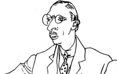 Stravinsky y Picasso