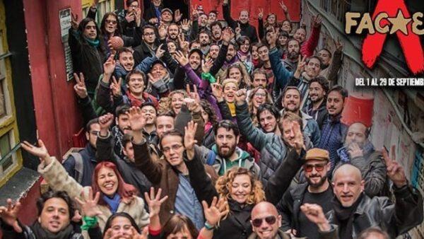 En septiembre llega el FACAFF, festival cultural autogestivo del tango actual