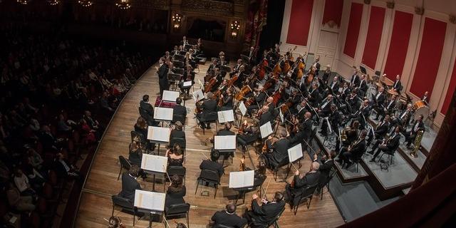Imagen de Orquesta Filarmónica de Luxemburgo