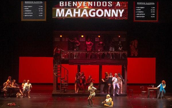 Imagen de El regreso de Weill y Brecht al Colón: Ascenso y caída de la ciudad de Mahagonny.