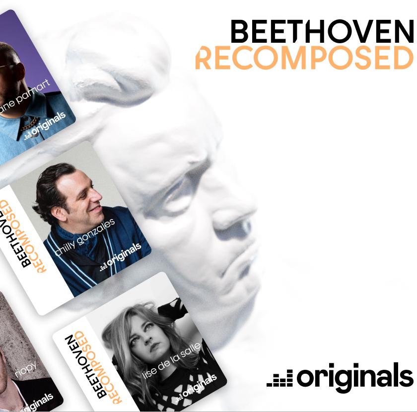 'Beethoven Recomposed', una nueva generación de pianistas reinterpretan a Beethoven