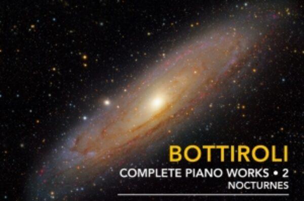 Bottiroli obras completas para piano 2: Nocturnos