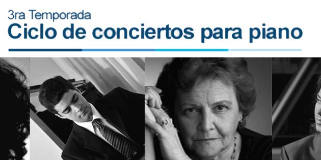 Imagen de Ciclo de Conciertos para Piano de la UNTREF