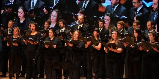 Imagen de Monteverdi por el Coro Nacional de Jóvenes