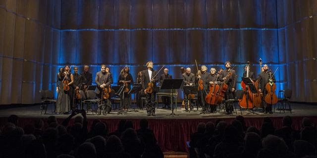 Imagen de Cuando una orquesta te deja sin palabras