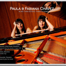 Fabiana y Paula Chávez