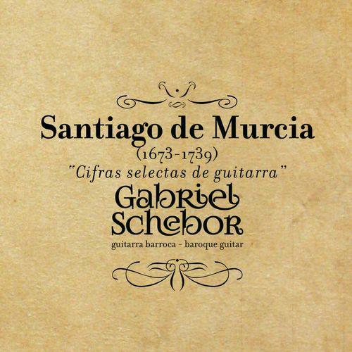 «Cifras selectas de guitarra» de Gabriel Schebor.