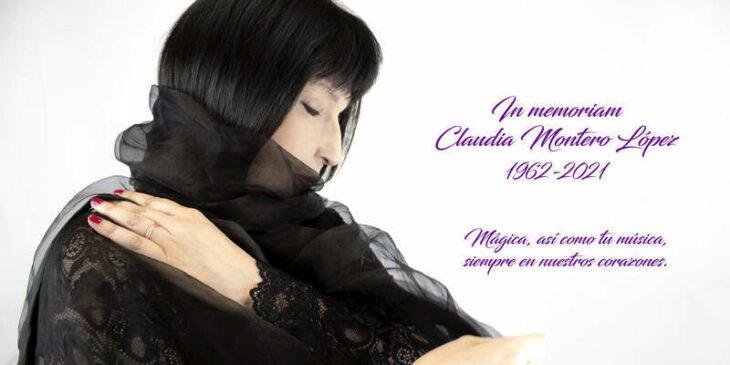 Imagen de La compositora argentina Claudia Montero ha fallecido a los 58 años de edad