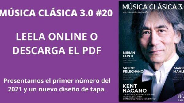 Música Clásica 3.0 #20.