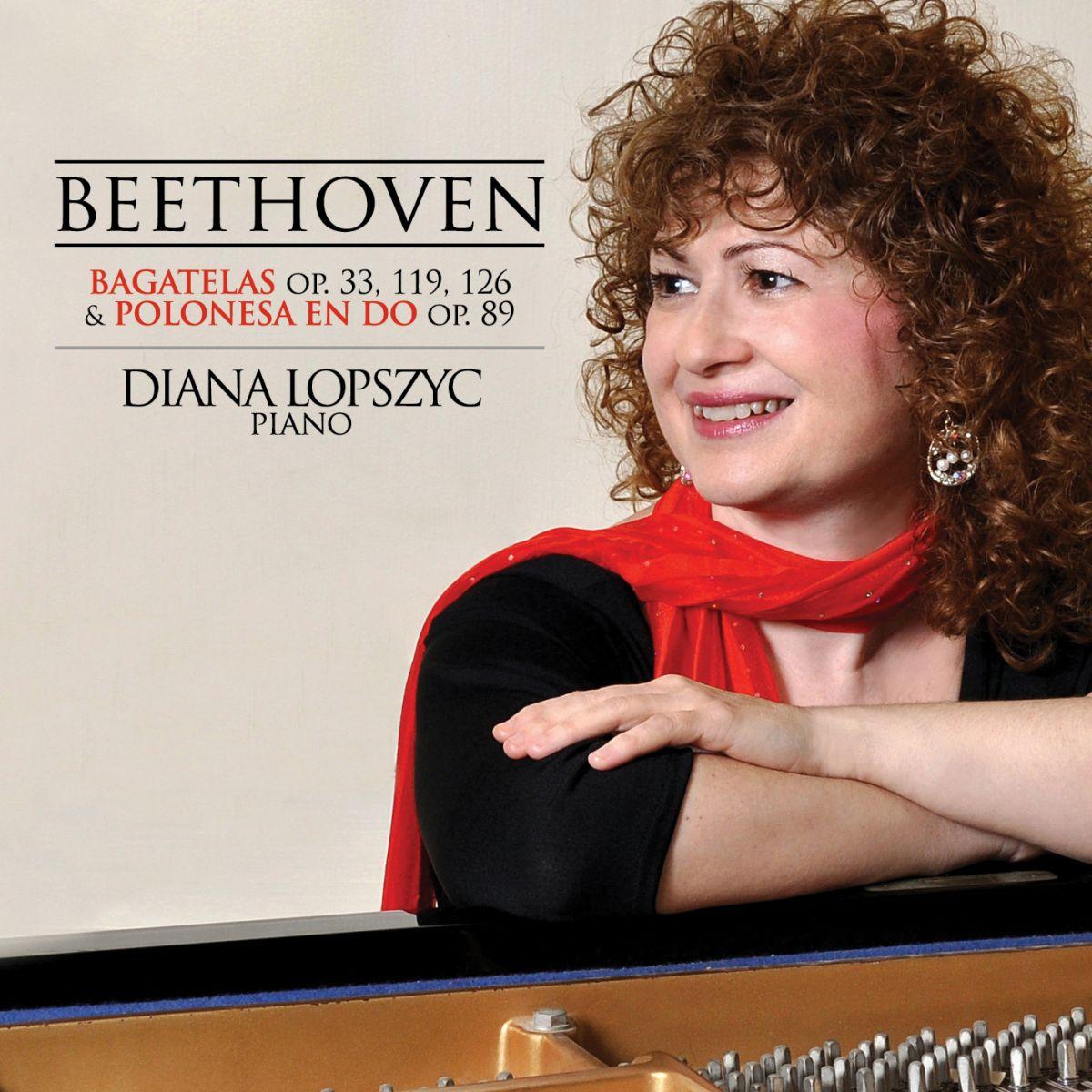 """Imagen de """"Beethoven"""" de Diana Lopszyc."""
