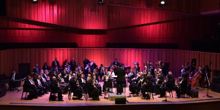 Imagen de Convenio de cooperación entre la UNA y la Banda Sinfónica Nacional de Ciegos