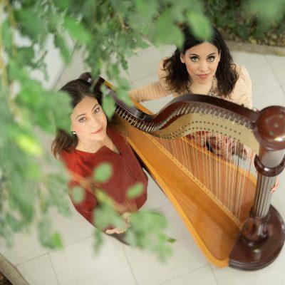 CD para arpa clásica