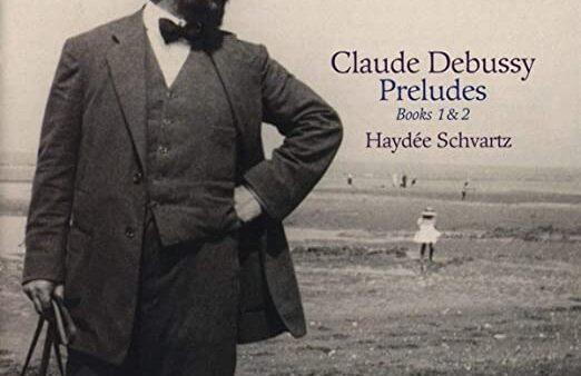 Premios Gardel 2021: Debussy preludios para piano – Haydeé Schvartz