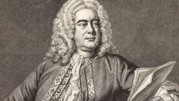 Los últimos años de Handel