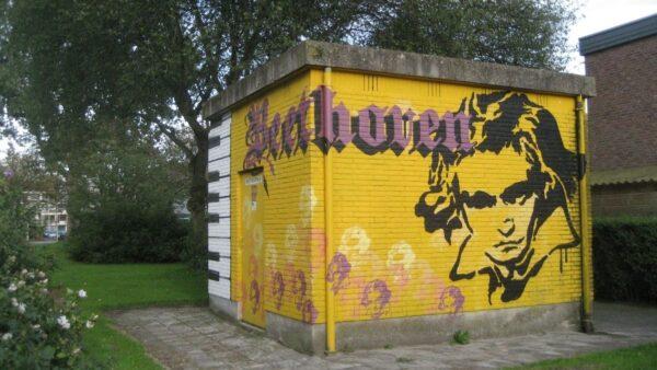 Beethoven, barrilete cósmico