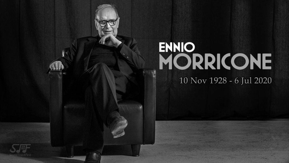 Recordamos a Ennio Marricone