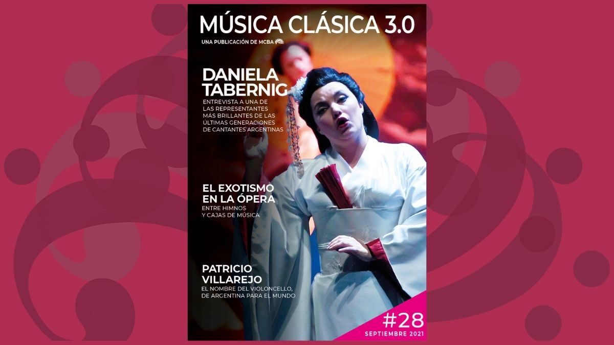 Nueva revista de Música Clásica 3.0 - Septiembre 2021