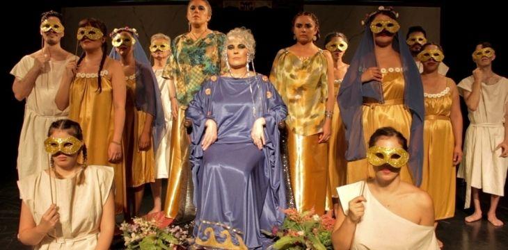 Dido y Eneas en el Teatro Empire