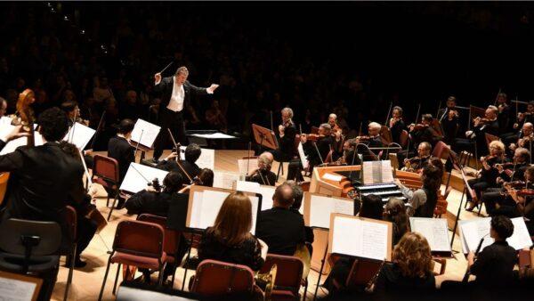 Concierto de regreso de la Orquesta Sinfónica Nacional en el CCK