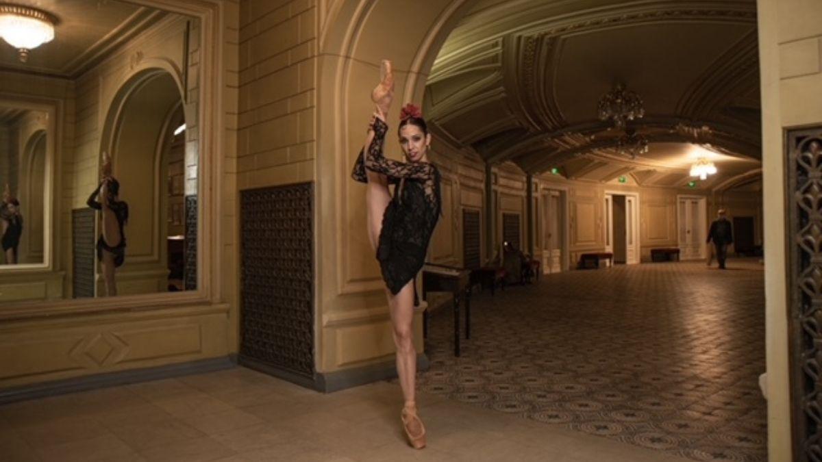 Entrevista a la bailarina argentina Ana Sophia Scheller