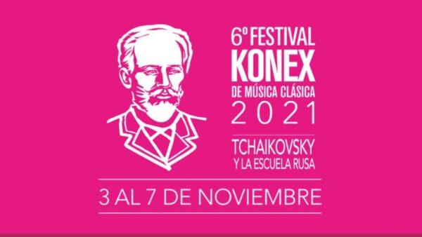 6° Festival Konex de Música Clásica 2021