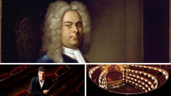 Theodora, del célebre compositor Händel, en vivo para todo el mundo