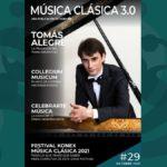 Nueva edición de la revista Música Clásica 3.0 - Octubre 2021