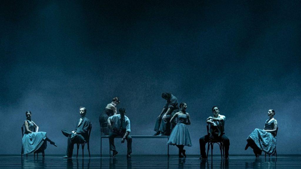 Reseña ballet teatro colon