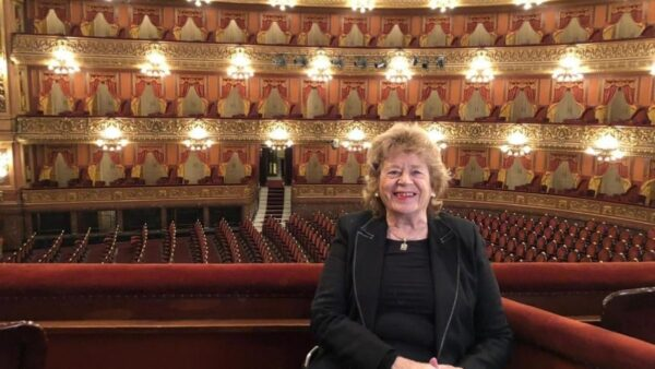 Mozarteum Argentino: Entrevista a Gisela Timmermann
