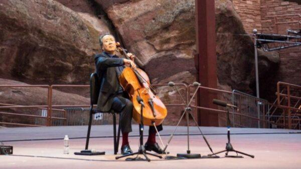 Yo-Yo Ma cree que la cultura y la música pueden ayudar a proteger el planeta