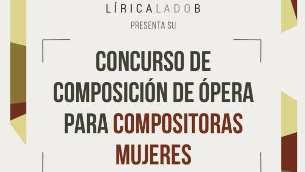 Concurso de composición de ópera para compositoras