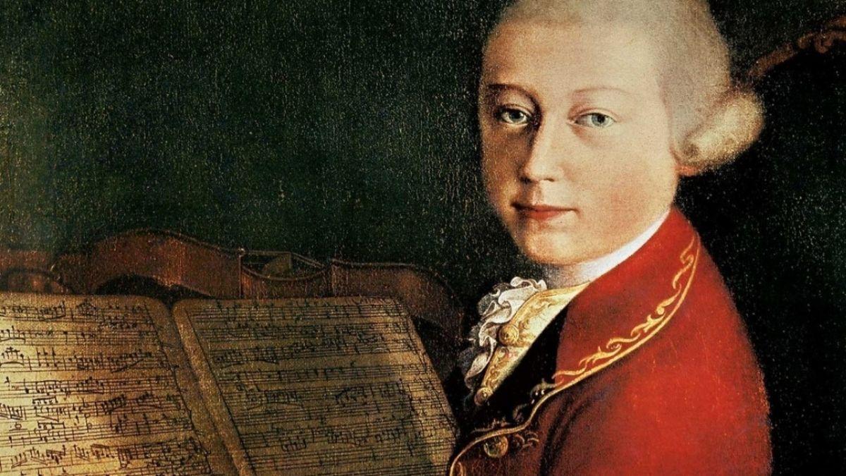 6 concertos magistrales de Mozart