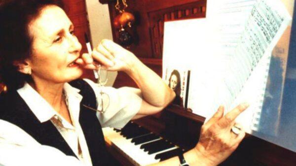 Alicia Terzian: Nadie compone las notas detrás de las notas
