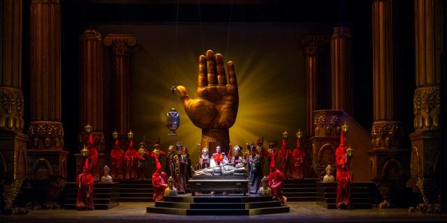 Imagen de Reseña de la Ópera Don Carlo en el Teatro Colón.