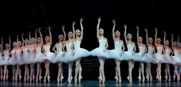 El Lago de los cisnes en los domingo de streaming del Teatro Colón